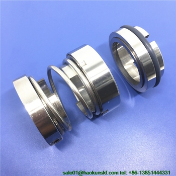 112-60 Unbalanced Mechanical Seals (Shaft Size:60mm) Used in Oil and Sewage Water Pumps (Material:TC/TC/VIT)