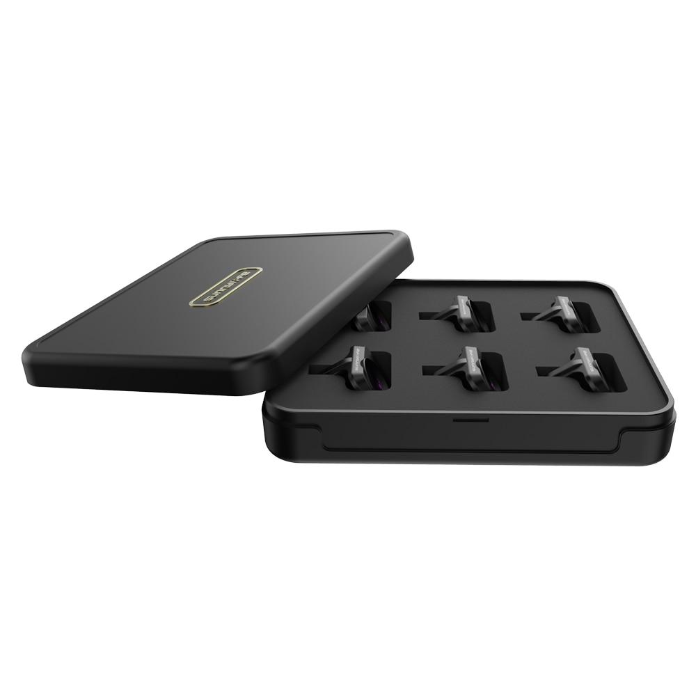 Kamera Lensa Filter Bundle Set MCUV ND4 ND8 ND16 ND32 CPL ND/PL Filter Kit untuk DJI MAVIC Mini drone