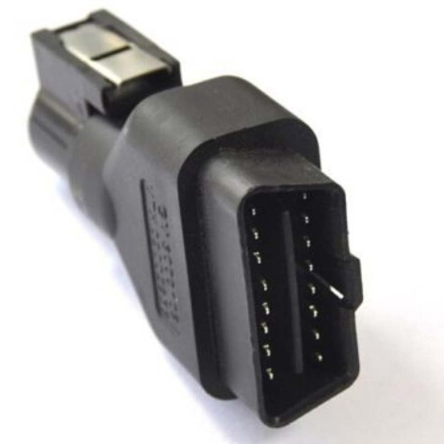 Tech2 16PIN OBDII Connector Adapter tech2 Diagnostic Tool 16PIN OBD2 Connector OBD Plug for Vetronix Tech 2 Scanner