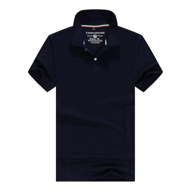 Men's Polo Shirt For Men Desiger Polos Men Cotton Short Sleeve Shirt Slim Breathable Clothes Jerseys Golftennis Plus Size S- 4XL 2