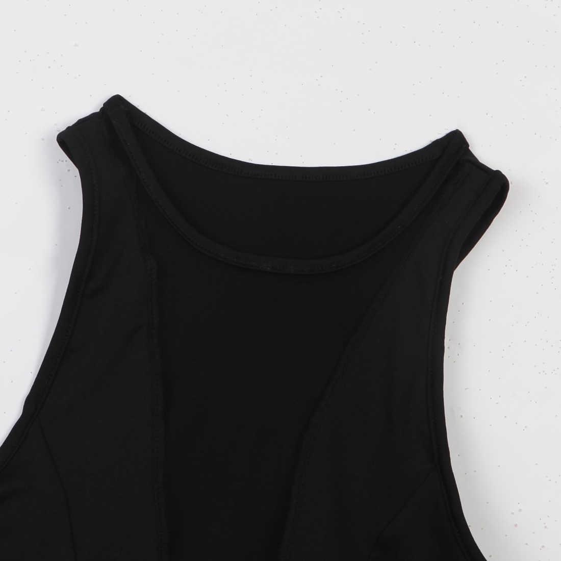 Damska kwiecista przezroczysta koronka e czarny biustonosz Bralette gorset krótki top bez podszewki