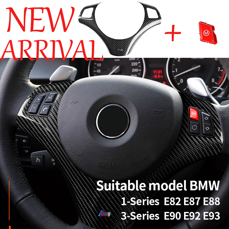 07-ON BLACK SPORT SEAT COVERS WITH RED PIPING BMW M3