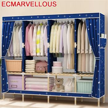 Meble Dressing Penderie Chambre Armoire Rangement Moveis Para Casa Mueble De Dormitorio Cabinet Guarda Roupa Closet
