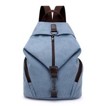 Women Backpack Fashion Canvas Backpack Large Capacity School Bags for Teenage Girls Backpack Female Backpack Women harajuku style clear duck cute canvas women backpack school backpack for teen girl female travel bag large capacity backpack
