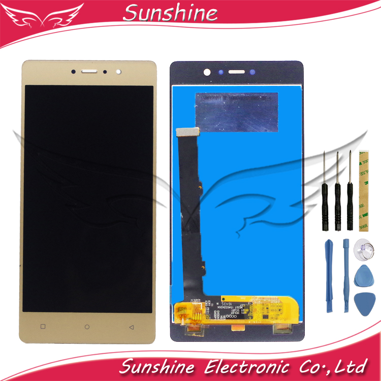 High Quality LCD Display Touch Screen For Allview X3 Soul Style LCD Display With Touch Screen Assembly