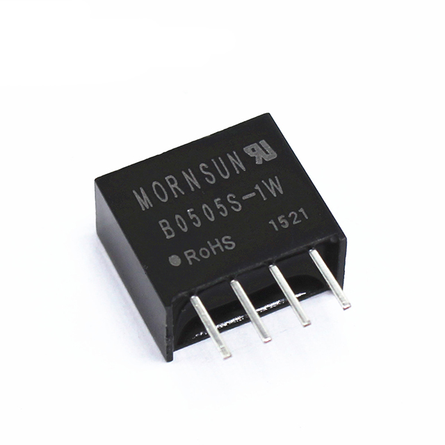 A7-- B0505S-1W DC-DC Isolated Converter Galvanic 5V To 5V Power Supply Module 4 Pins Power Module