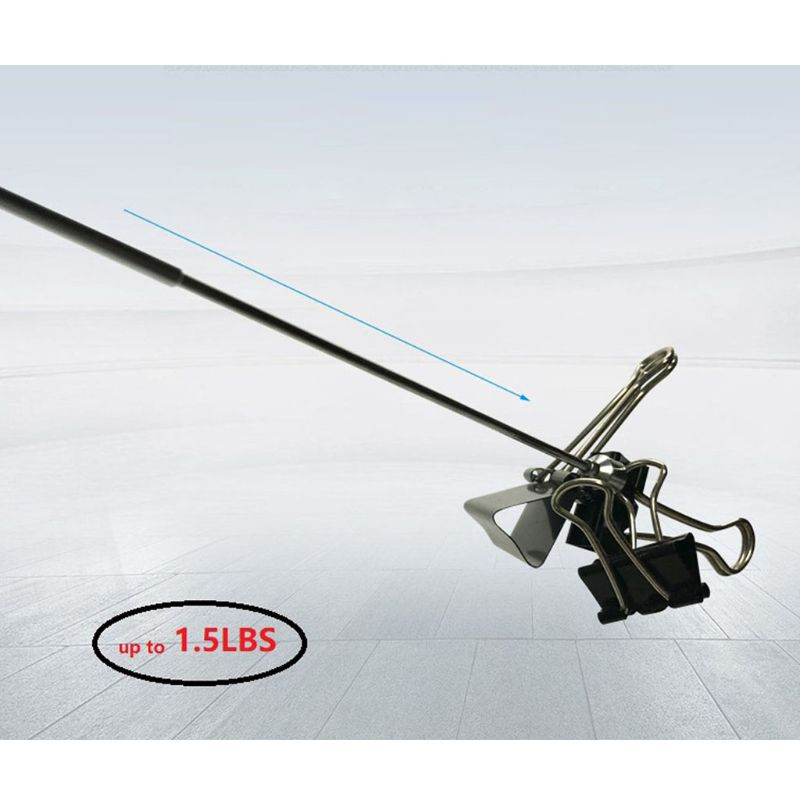 1.5LB Portable Telescopic Magnetic Pick Up Rod Stick Extending Magnet Pickers