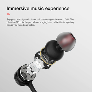 Image 2 - SANLEPUS Earphone Wireless Headphones Bluetooth Earphones Sport Hifi Headset Neckband Earbuds With Microphone For Xiaomi Android