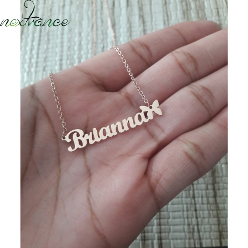 FACOCO Custom Name Couple Infinity Symbol Nameplate Ring Fashion Personalized Ring