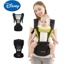 Disney Ergonomic Baby Carrier Infant Hipseat Waist Sling Front Kangaroo Wrap for Travel 0-36th months