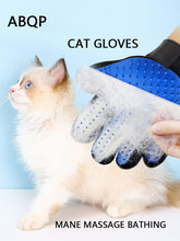 Cats Pet Grooming Glove Cat Hair Deshedding Cat Brush Cat Accessories Pet Products Artifact Pet Accesorios Para Gatos Mascotas