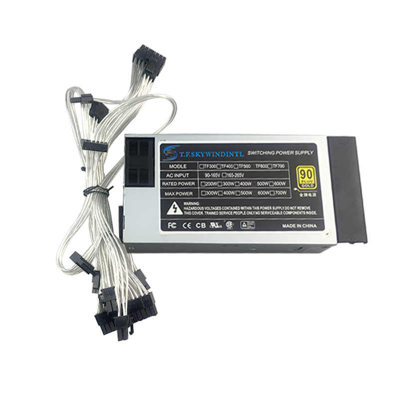 500W Mini ITX Flex ATX voeding voor Industriële PC/Controle Machine/All-in-Een machine 110V 500w 100-240vAC FLEX ATX PSU
