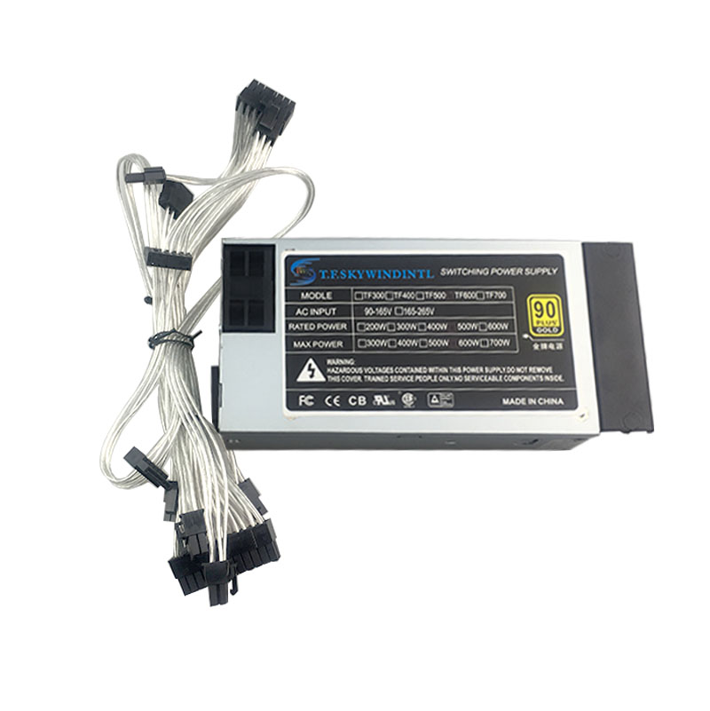 500W ATX PSU MINI 1U FLEX ITX ATX Mini PC Power Supply 600W 500W Full Modular FLEX 1U 500W POWER SUPPLY FOR SERVER NAS POS 110V