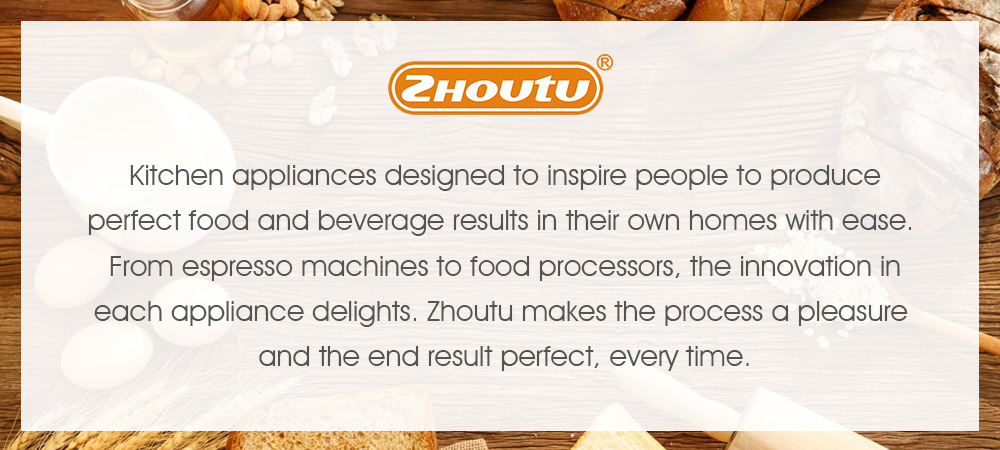 Zhoutu 1500W Planetary Mixer with 5.5L Stainless Steel Bowl ,Kitchen Stand Mixer Meat Grinder