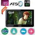 Leadstar 10 дюймов Atsc T & аналоговый портативный мини ТВ Поддержка H265/Hevc Dolby Ac3 HDMI вход используется дома автомобиля Лодка Atsc декодер