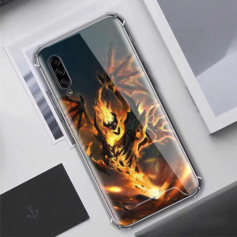 Thử Nghiệm Ốp Lưng Dành Cho Samsung Galaxy Samsung Galaxy A50 A70 A70s A50s A40 A30 A20e A20s A10s A10 Túi Khí Chống Rơi Điện Thoại Có