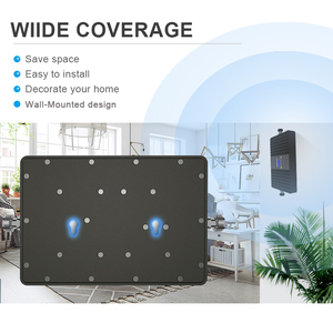 Image 5 - LTE 3g 4g Сотовый усилитель двухдиапазонный 70 дБ репортер UMTS DCS 1800 МГц 2100 МГц LTE 4G Φ 4g усилитель Сигнала Антенна #