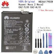 Hua wei replacement phone battery hb366179ecw for huawei nova