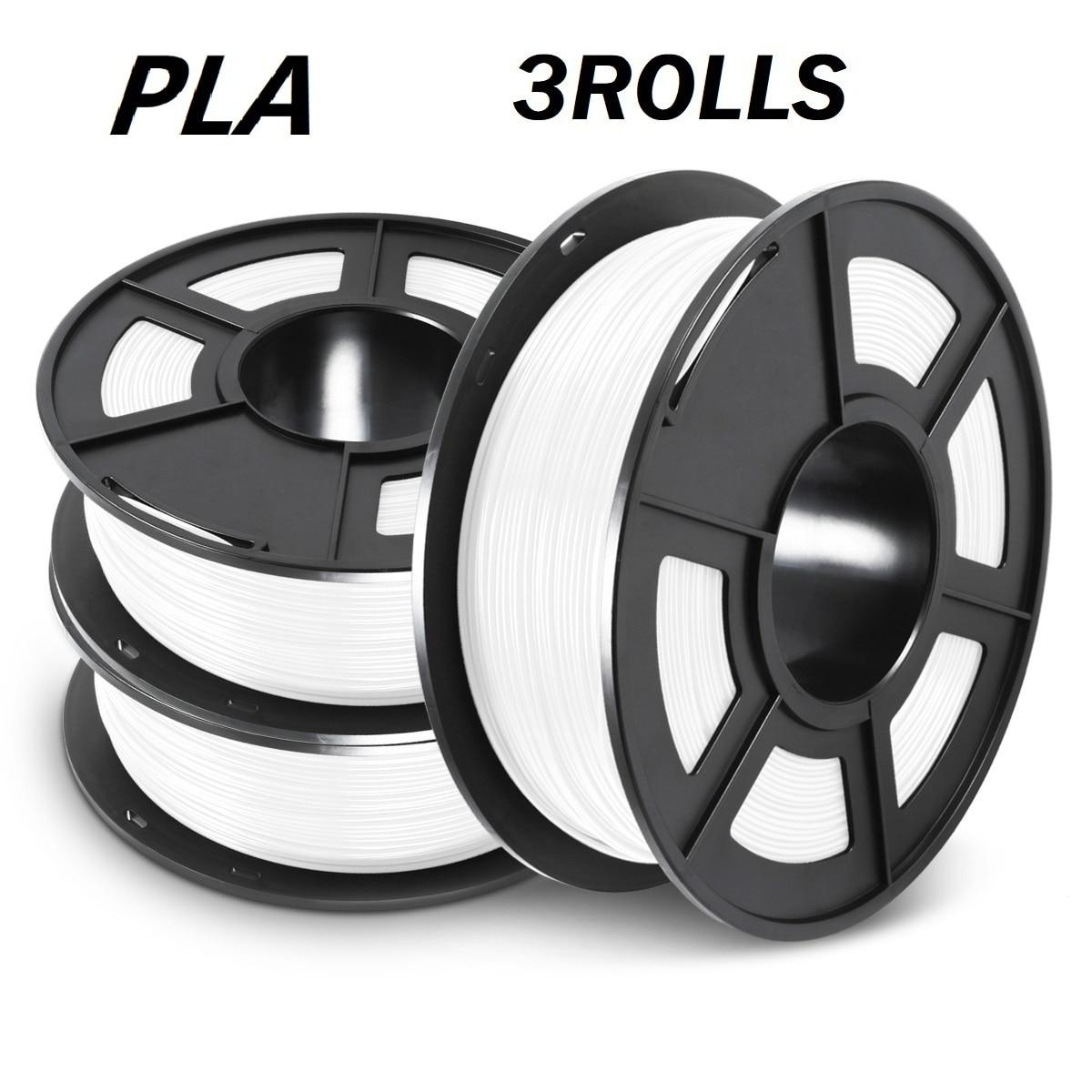 Enotepad PLA Filament 1.75mm 1kg 3d Printing Materials Multi colors For Choose Plastic PLA 3d Filament Fast Shipping|3D Printing Materials|   - AliExpress