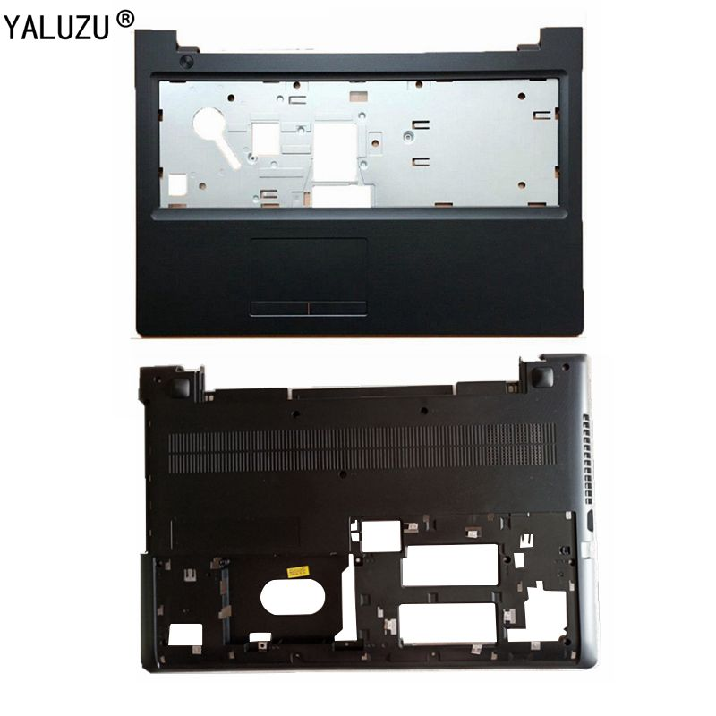 YALUZU New For Lenovo IdeaPad 300-15 300-15IBR 300-15ISK Bottom Base Case Cover AP0YM000400 Lower Case