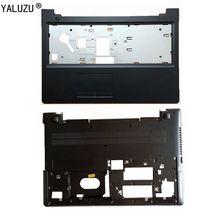 YALUZU nowy dla lenovo IdeaPad 300 15 300 15IBR 300 15ISK dolna podstawa skrzynki pokrywa AP0YM000400 małe etui