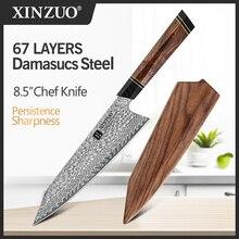 XINZUO-cuchillo de Chef de alta calidad, 8,5