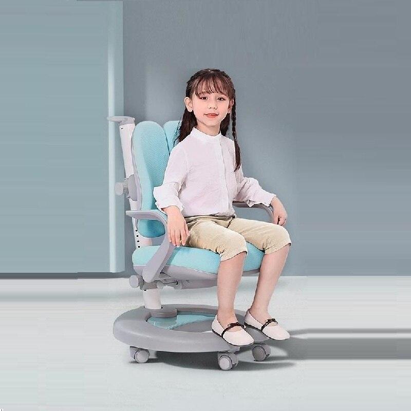 Stoel Silla Madera For Infantiles Mueble Baby Kids Cadeira Infantil Adjustable Chaise Enfant Children Furniture Child Chair