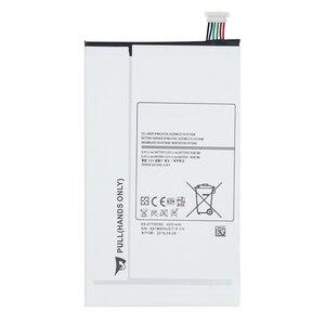 Оригинальный планшет EB-BT705FBC батареи для Samsung Galaxy Tab S 8,4 SM-T700 SM-T705 SM-T701 4900 мАч + Инструменты
