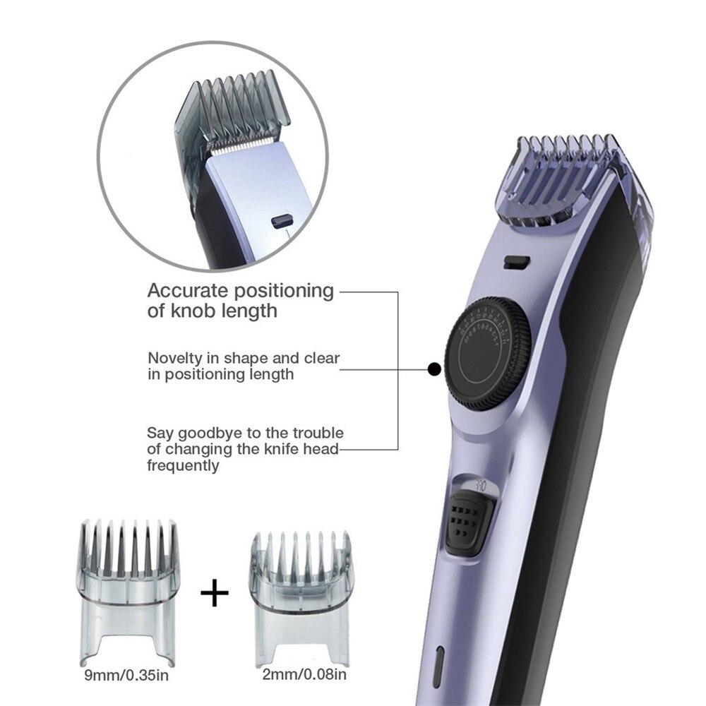 Professional Men's Trimmer  Beard Trimer Body Face Hair Clipper Electric Hair Clippers Men Beard Hair Trimmer