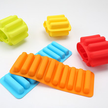 Mold-Mould Ice-Cube-Tray Ice-Cream-Makers-Tools Water-Bottle Silicone Kitchen-Gadgets