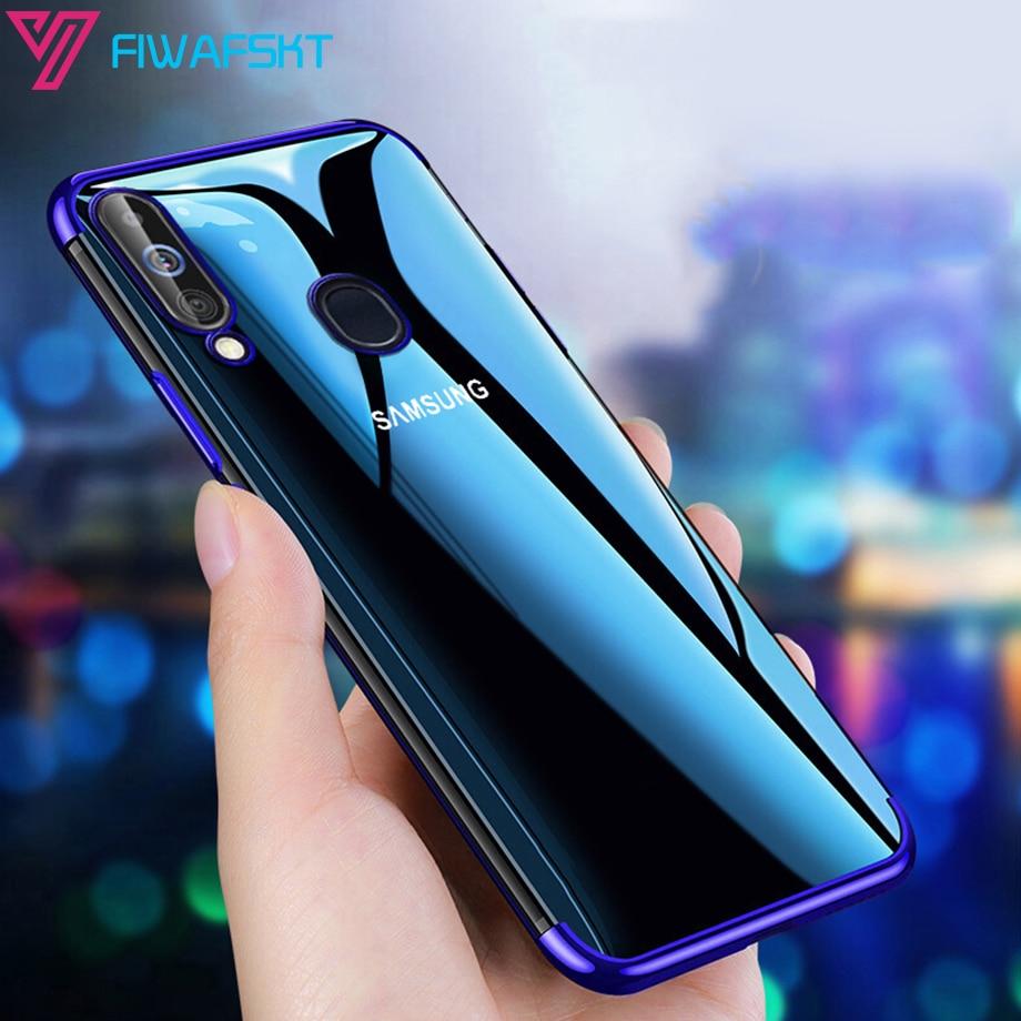3D Plating Soft Case For Samsung Galaxy A10 A30 A40 A50 A70 A20 S20 Ultra S10 Plus S10e Note 10 Lite A51 A71 TPU Cover Bumper