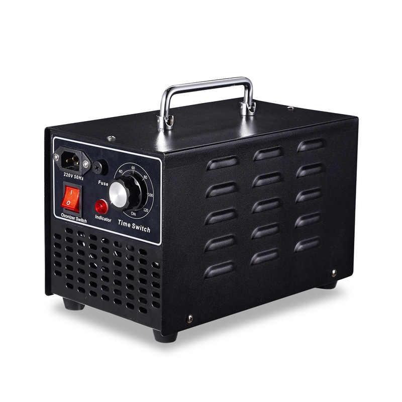 10 g/h générateur d'ozone désinfecteur d'air Machine ménage voiture salon barre de vin purificateur d'air ozoniseur stériliser désodorisation