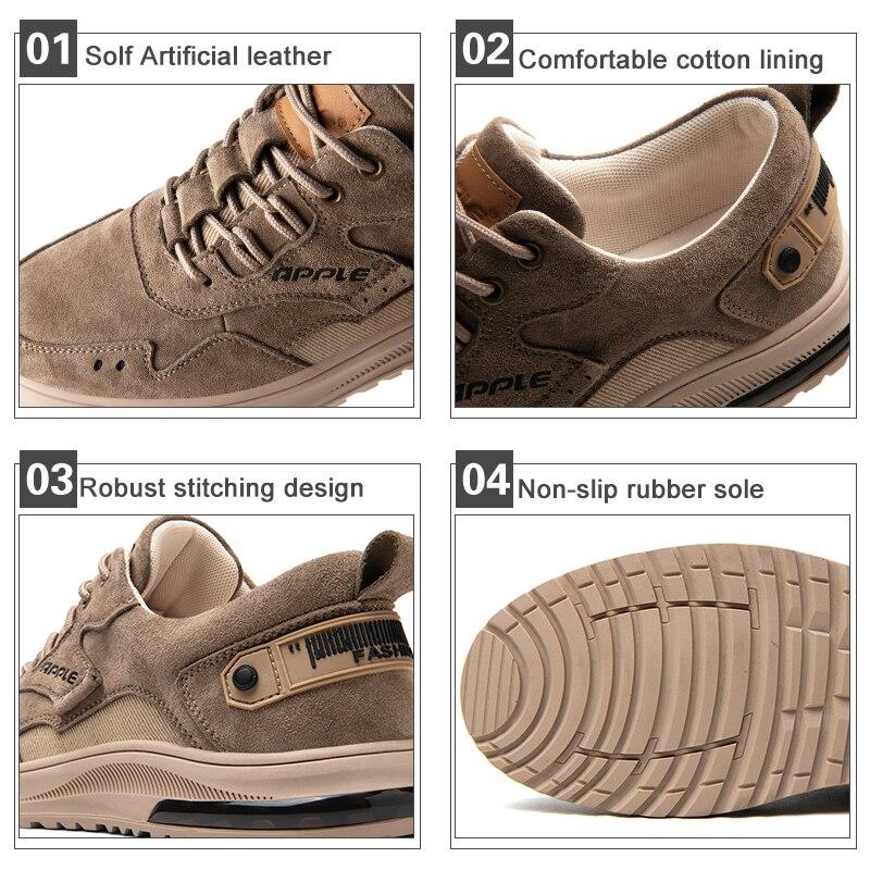 Купить apple 2020 повседневная обувь для мужчин на открытом воздухе