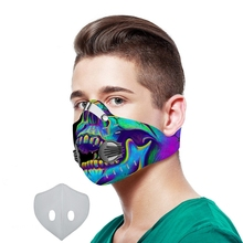 Bicycle-Mask Respirator PM2.5-FILTER Protective Breath-Face-Mouth-Mask Activated-Carbon