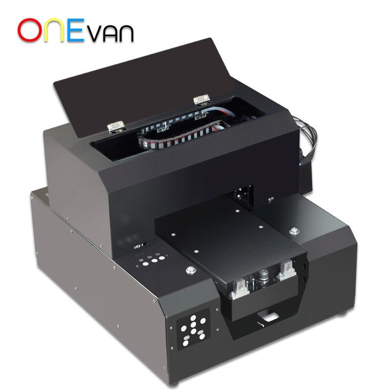 Keyboard Key Typewriter, Ruler Ruler Printer, Zipper Printing Machine, Flatbed Printer, Tabletop Easy To Move A4 Uv Printer