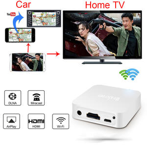Mirroring Link-Box Dongle-Screen Tv-Projector Wifi-Display Android-Phone Xiaomi for Car