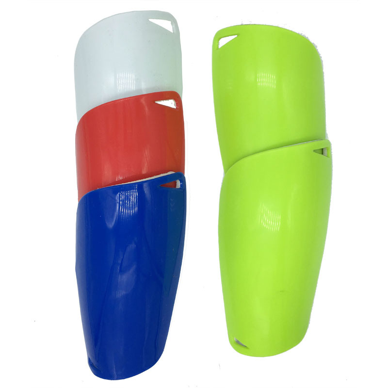 Manufacturers Direct Selling Genuine Product Children Flashboard Type Football Shin Pads Sport Ware Small Wholesale