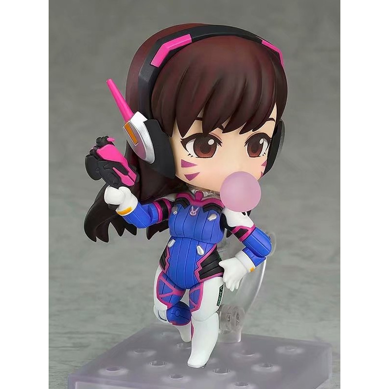 Very Cool and Hot Selling Q Version of The Clay Overwatch Dva Song Hana Doll Pvc Boxed Model Figure Toy for A Friend or Child 1