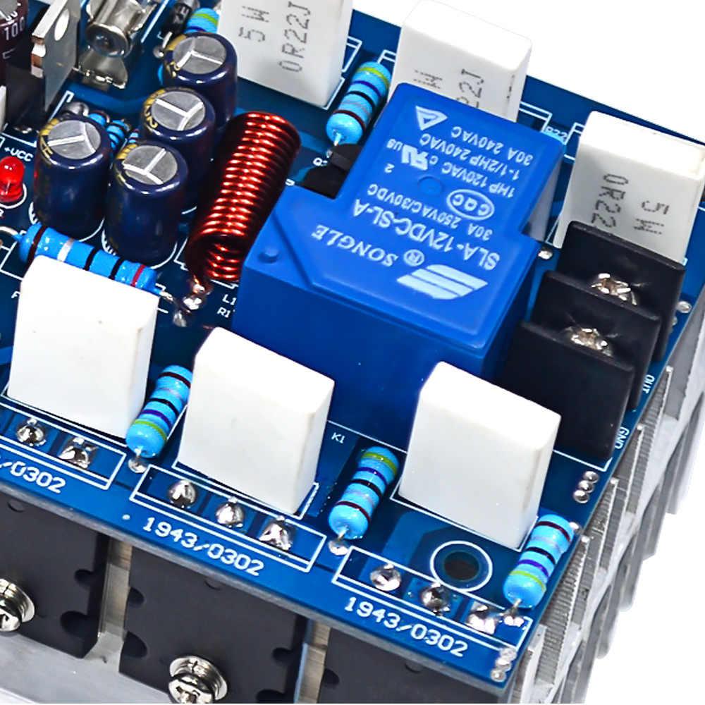AIYIMA 1000W גבוהה כוח מונו ערוץ מגבר לוח מקצועי שלב AMP לוח עם 5200 1943 צינורות עבור קול מגברים DIY