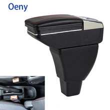 Car Armrest box For Great Wall HAVAL Hover M4 M2 Coolbear 2010 - 2015 Dual Layer Central Store Content box with USB interface