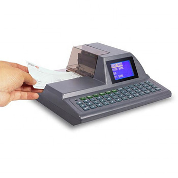 Intelligent Full-Keyboard Check Printing Printer cheque Automatic Print Amount In Letters writer Check Writing Machine