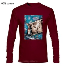 Romeo e julieta t camisa 4k bluray dvd capa cartaz t S-3XL 2018 nova moda masculina t-shirts manga longa camiseta superior mais tamanho