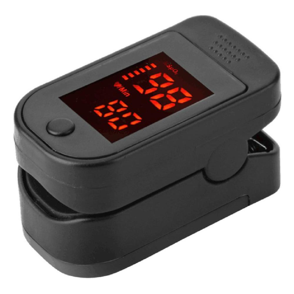 Fingertip Oximeter Monitor Finger Pulse Oxymeter Digital Oxygen Meter Clip Type Spo2 Pr Sensor Oled Display Pulse Oximeters