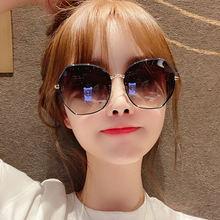 Новинка 2020 Солнцезащитные очки от Интернет знаменитостей модные