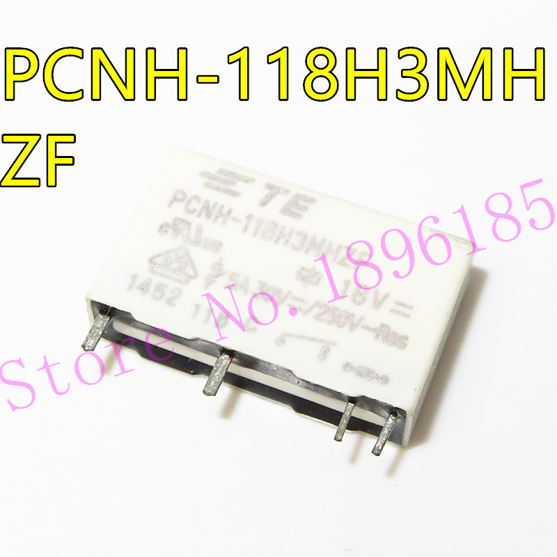 10pcs NEW TYCO PCNH-118H3MHZ PCNH 118H3MHZ