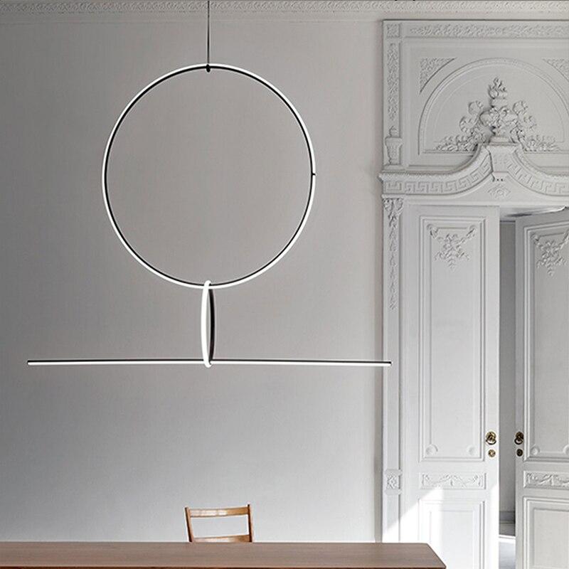 Modern Luminaria Glass Ball Bedroom Home Decoration E27 Light Fixture Hanging Lamp