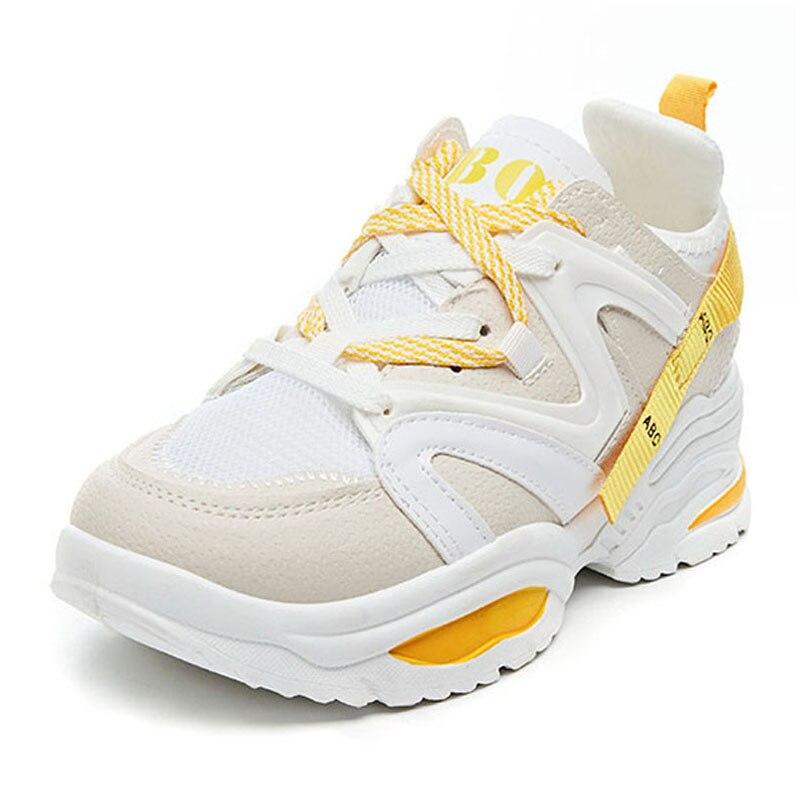 Chunky Sneakers Women Vulcanize Shoes Women Flats Sneakers Shoes Platforms Sneakers Women Shoes Woman Sneakers Tenis Feminino