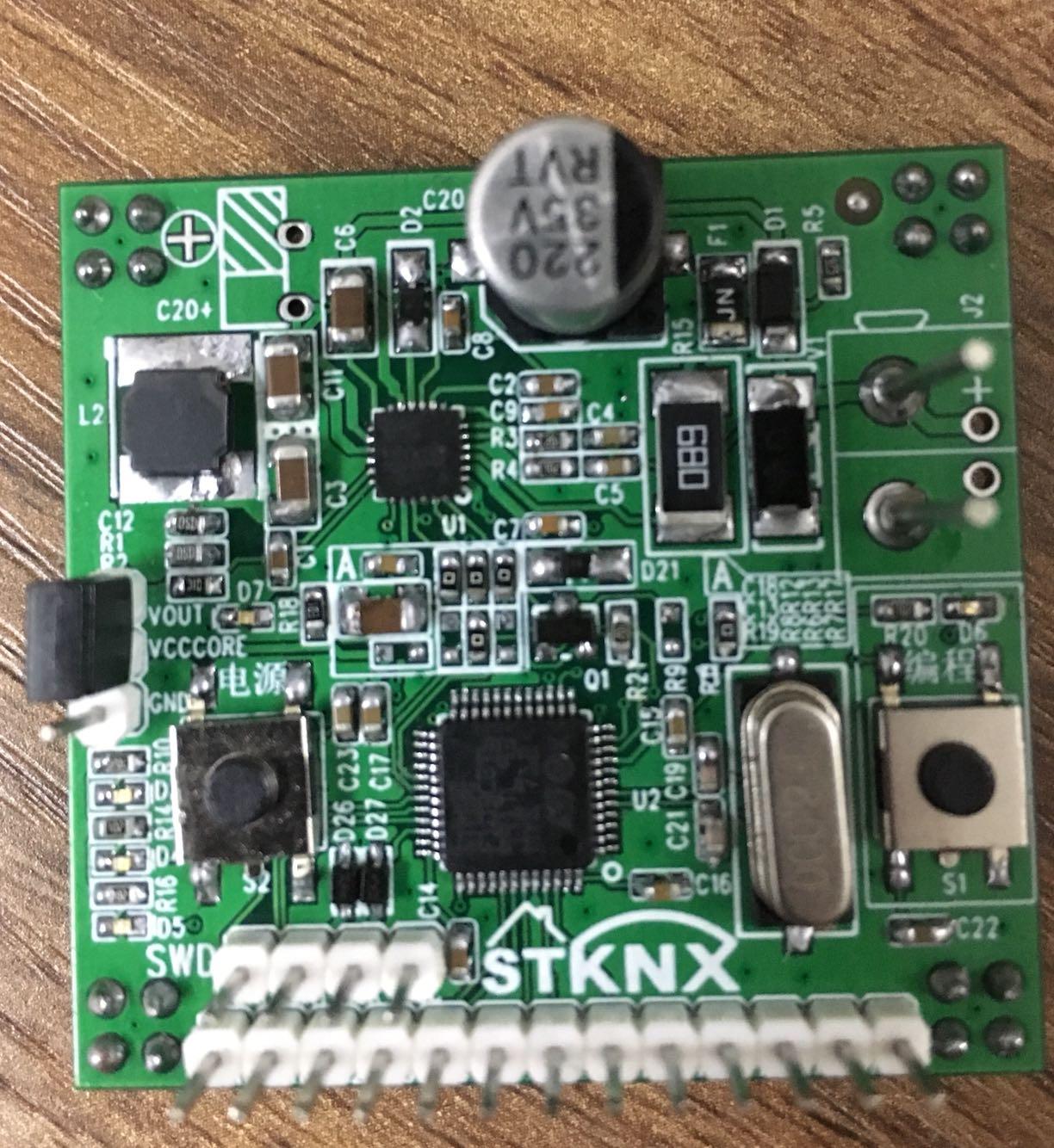 Placa de Teste Stknx