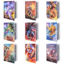 Album pokémon avec porte-cartes, 240 pièces, pour Collection de cartes pokemon et une sélection de cartes GX MEGA EX, offre spéciale