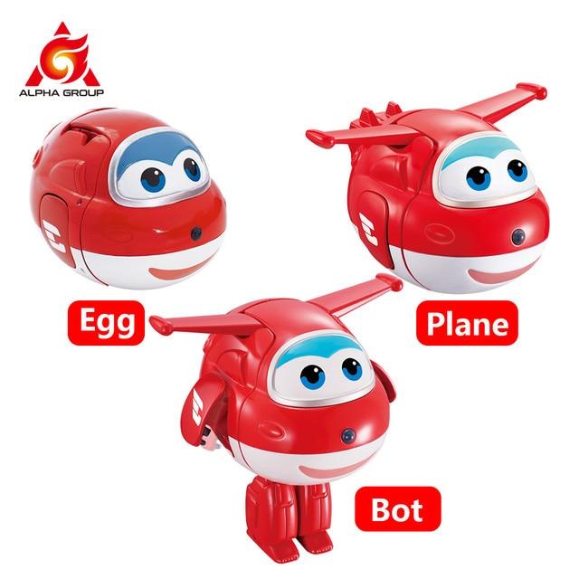 Фото трансформирующая игрушка «супер крылья» 5 видов катапульта мини